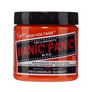 MANIC PANIC CLASSIC HIGH VOLTAGE PSYCHEDELIC SUNSET 118 ml / 4.00 Fl.Oz