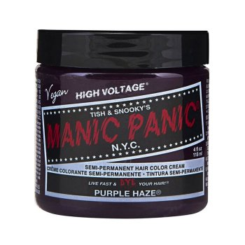 MANIC PANIC CLASSIC HIGH VOLTAGE PURPLE HAZE 118 ml / 4.00 Fl.Oz