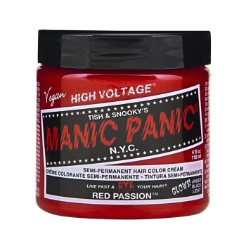 MANIC PANIC CLASSIC HIGH VOLTAGE RED PASSION 118 ml / 4.00 Fl.Oz