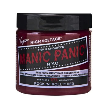 MANIC PANIC CLASSIC HIGH VOLTAGE ROCK 'N' ROLL RED 118 ml / 4.00 Fl.Oz