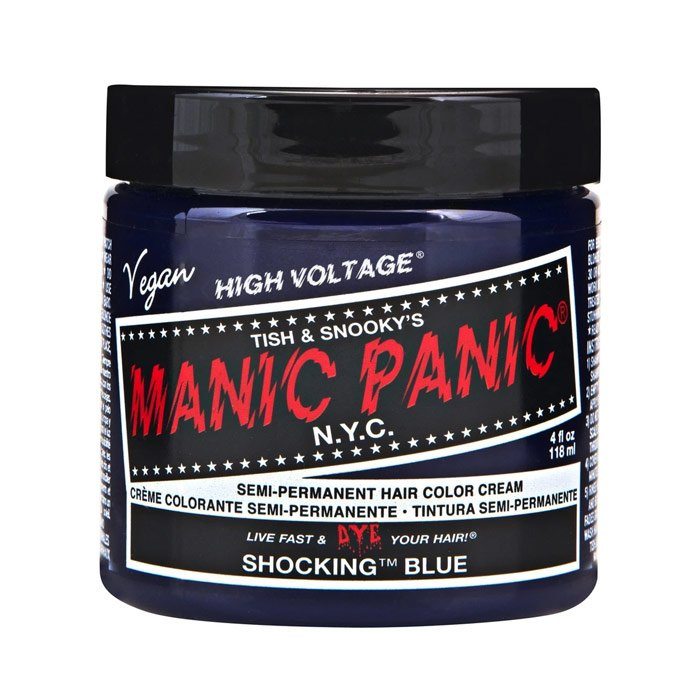 MANIC PANIC CLASSIC HIGH VOLTAGE SHOCKING BLUE 118 ml / 4.00 Fl.Oz