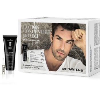 MEDAVITA LOTION CONCENTREE HOMME TRATTAMENTO ANTICADUTA 13 fl x 6 ml / 0.20 Fl.Oz