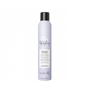 MILK SHAKE LIFESTYLING STRONG ECO HAIRSPRAY 250 ml / 8.40 Fl.Oz