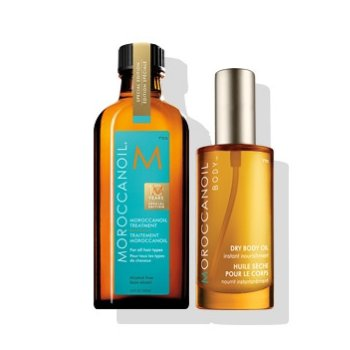 KIT MOROCCANOIL - HEAD TO TOE SIGNATURE SET