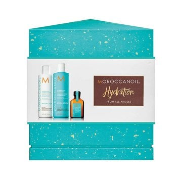 KIT MOROCCANOIL - HYDRATION FROM ALL ANGLES