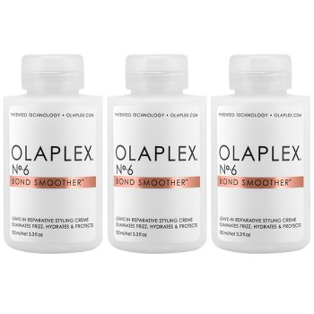OLAPLEX BOND SMOOTHER N° 6 100 ml / 3.30 Fl.Oz - MULTIPACK 3 PZ