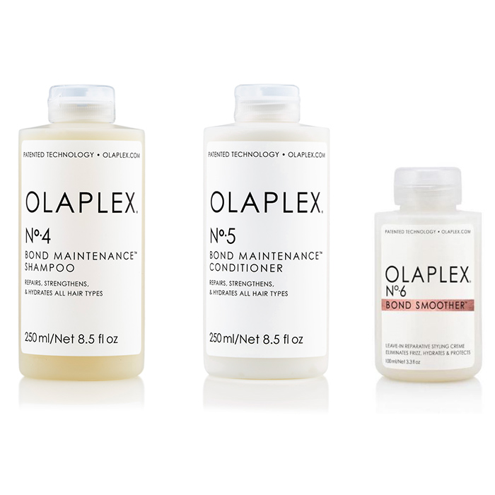 OLAPLEX - REPAIR ANTIFRIZZ SYSTEM 4-5-6