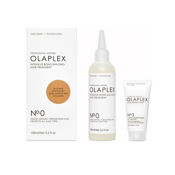 OLAPLEX INTENSIVE BOND BUILDING HAIR TREATMENT N° 0 155 ml / 5.20 Fl.Oz