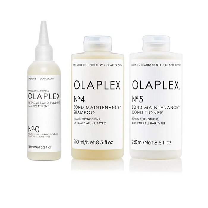 OLAPLEX BUILDING REPAIR SYSTEM 0-4-5