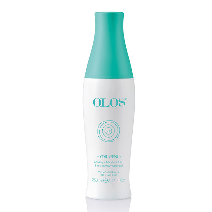 OLOS HYDRASENCE GEL ACQUA MICELLARE 3 IN 1 VISO 250 ml / 8.45 Fl.Oz