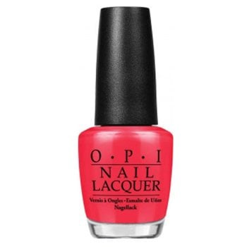 OPI NAIL LACQUER NL L72 – RED 15 ml / 0.50 Fl.Oz
