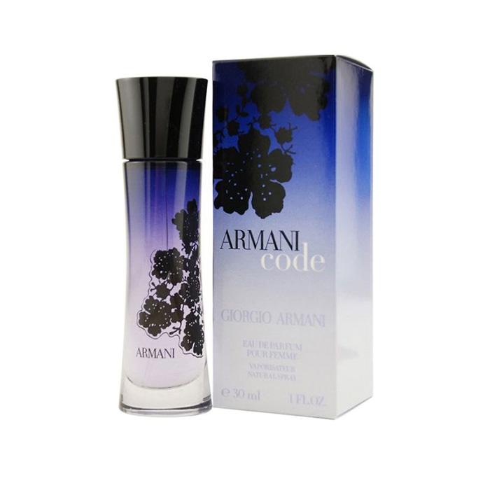 ARMANI CODE WOMAN EAU DE PARFUM SPRAY 30ML