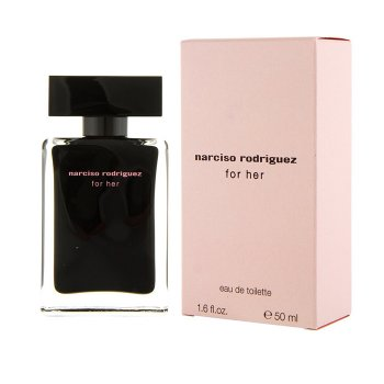 NARCISO RODRIGUEZ EAU DE TOILETTE SPRAY 50ML