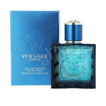 VERSACE EROS MAN EAU DE TOILETTE SPRAY 50ML