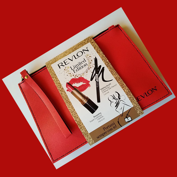 REVLON PROFESSIONAL - LIMITED EDITION RED - PORTAMI CON TE