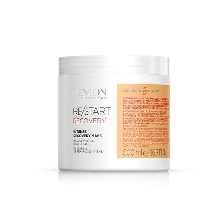 REVLON PROFESSIONAL RESTART RECOVERY RESTORATIVE RICH MASK 500 ml / 16.90 Fl.Oz