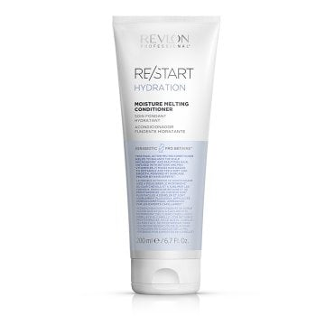 REVLON PROFESSIONAL RESTART HYDRATION MOISTURE MELTING CONDITIONER 200 ml / 6.70 Fl.Oz