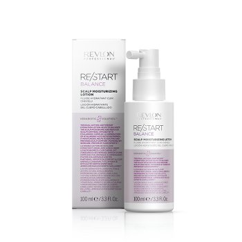 REVLON PROFESSIONAL RESTART BALANCE SCALP MOISTURIZING LOTION 100 ml / 3.30 Fl.Oz