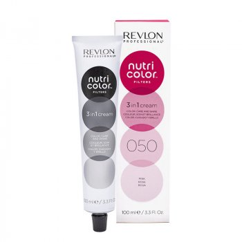REVLON PROFESSIONAL - NUTRI COLOR FILTERS 050 - ROSA 100 ml / 3.30 Fl.Oz