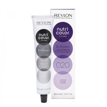 REVLON PROFESSIONAL - NUTRI COLOR FILTERS 020 - LAVANDA 100 ml / 3.30 Fl.Oz
