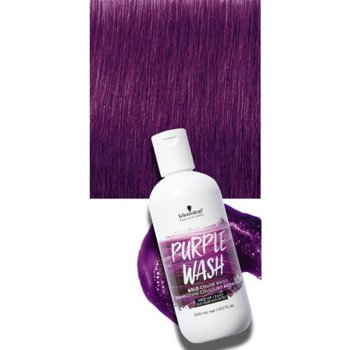 SCHWARZKOPF BOLD COLOR WASH PURPLE 300 ml / 10.10 Fl.Oz