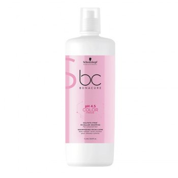SCHWARZKOPF BC BONACURE PH4.5 COLOR FREEZE SULFATE FREE MICELLAR SHAMPOO 1000 ml / 33.80 Fl.Oz