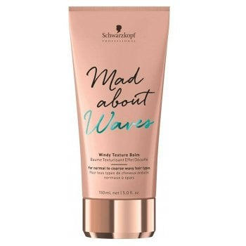 SCHWARZKOPF MAD ABOUT WAVES WINDY TEXTURE BALM 150 ml / 5.00 Fl.Oz