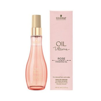 SCHWARZKOPF BC BONACURE OIL ULTIME ROSE OIL 100 ml / 3.30 Fl.Oz