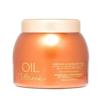 SCHWARZKOPF OIL ULTIME ARGAN & BARBARY FIG OIL MASK 500 ML / 16.9 FL.OZ.