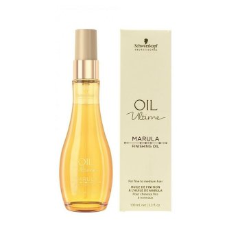 SCHWARZKOPF OIL ULTIME ROSE MARULA FINISHING OIL 100 ml / 3.30 Fl.Oz
