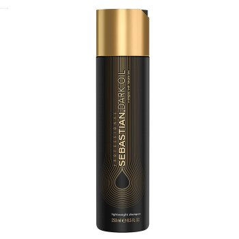 SEBASTIAN DARK OIL LIGHTWEIGHT SHAMPOO 250 ml / 8.50 Fl.Oz