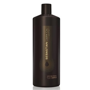 SEBASTIAN DARK OIL LIGHTWEIGHT SHAMPOO 1000 ml / 33.80 Fl.Oz