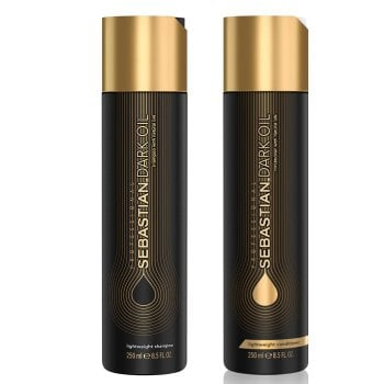 SEBASTIAN - DARK OIL KIT SHAMPOO-CONDITIONER