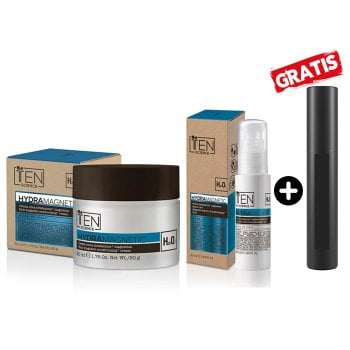 TEN HYDRA MAGNETIC DELICIOUS CREAM 50 ml E MILKY OIL 50 ml - MASCARA IN OMAGGIO