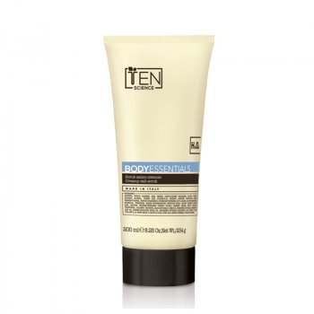 TEN ESSENTIALS SCRUB SALINO CREMOSO 200 ml / 8.25 Fl.Oz