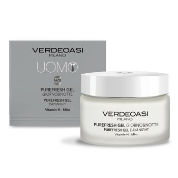 VERDEOASI UOMO PUREFRESH GEL 50 ml / 1.70 Fl.Oz