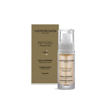 VERDEOASI PEPTIDES SIERO SUPREMO 30 ml / 1.00 Fl.Oz