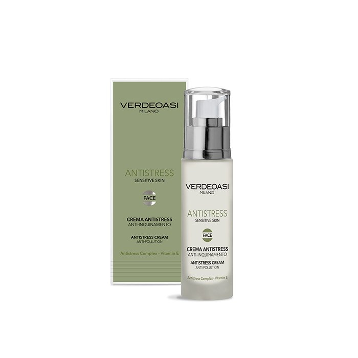 VERDEOASI ANTISTRESS CREMA ANTI-INQUINAMENTO 50 ml / 1.70 Fl.Oz