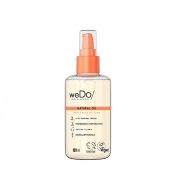 WEDO LEAVE IN NATURAL OIL 100 ml / 3.38 Fl.Oz