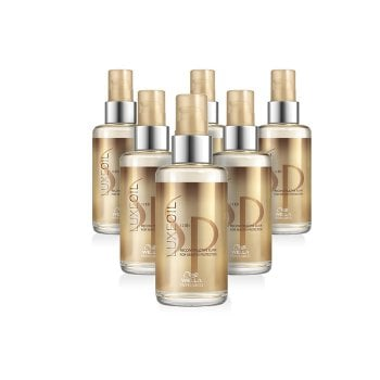WELLA SP LUXE OIL 30 ml / 1.01 Fl.Oz - MULTIPACK 6 PZ