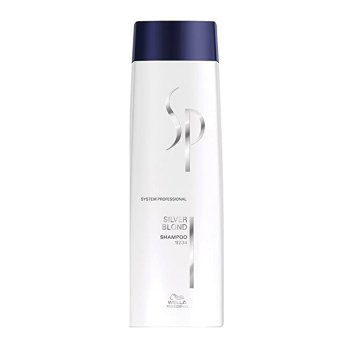 WELLA SP SILVER BLOND SHAMPOO 250 ml / 8.45 Fl.Oz