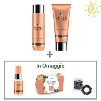 KIT WELLA SYSTEM PROFESSIONAL SOLAR - SUMMER DESTINATION