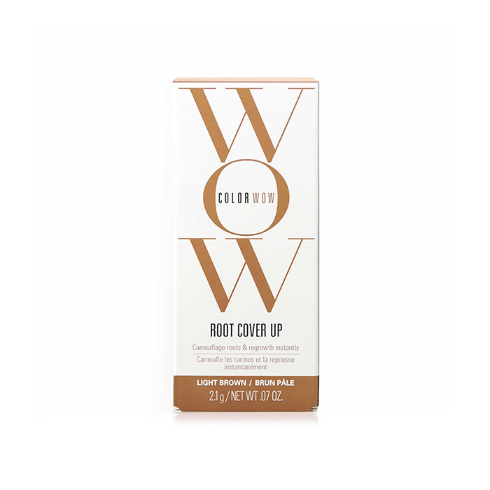 WOW COLOR WOW ROOT COVER UP LIGHT BROWN CASTANO CHIARO 2.1 g / 0.70 Fl.Oz
