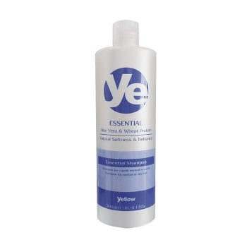 YELLOW - ESSENTIAL SHAMPOO 500 ml / 16.90 Fl.Oz