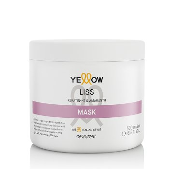 YELLOW LISS MASK 500 ml / 16.90 Fl.Oz