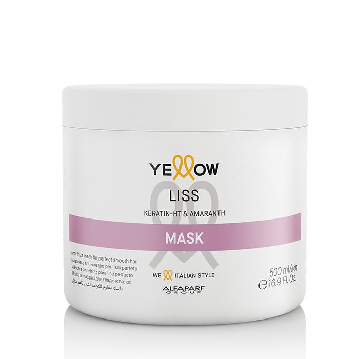 YELLOW LISS MASK 500 ml / 16.90 Fl.Oz