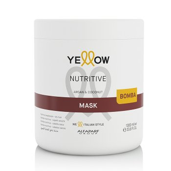 YELLOW NUTRITIVE MASK 1000 ml / 33.80 Fl.Oz