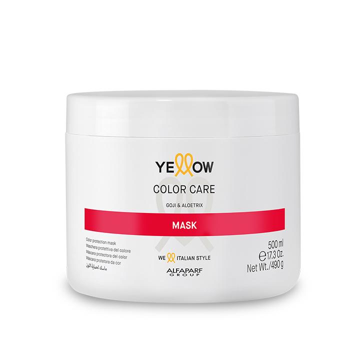 YELLOW COLOR CARE MASK 500 ml / 16.90 Fl.Oz