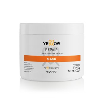YELLOW REPAIR MASK 500 ml / 16.90 Fl.Oz