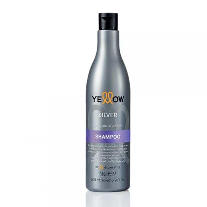 YELLOW SILVER SHAMPOO 500 ml / 16.90 Fl.Oz